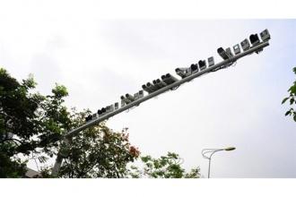 TP HCM LẮP CAMERA ĐỘ PHÂN GIẢI CAO XỬ PHẠT VI PHẠM GIAO THÔNG